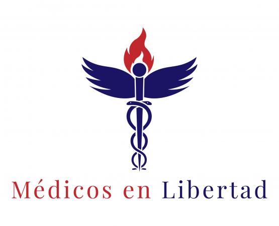 Medicos en Libertad Logo