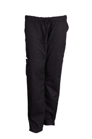 Pantalon Negro Mujer Frente